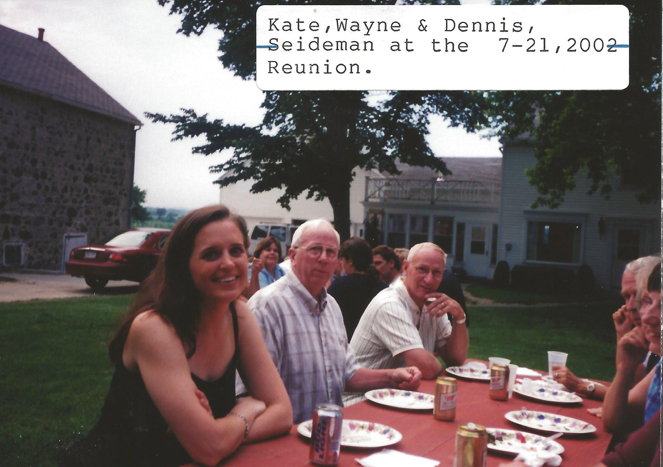 Shae, Wayne, & Dennis