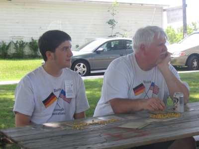 Son And Father Bingo