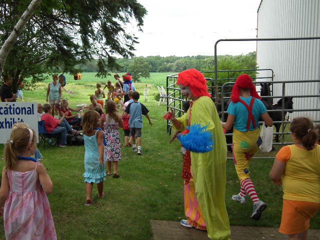 Children's Parade Leading To More Activities