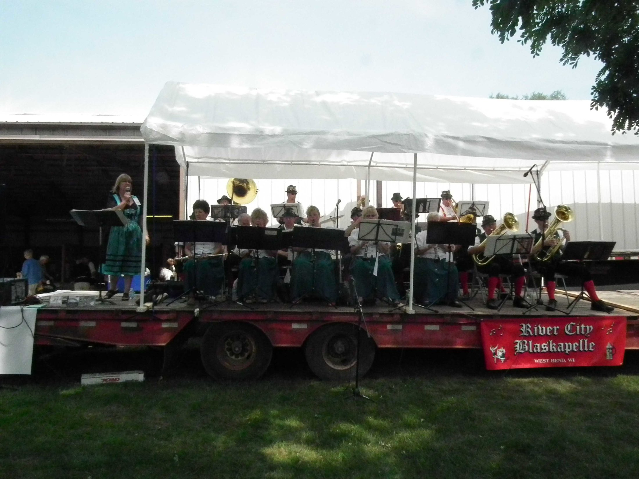 River City Blaskapelle (wind ensemble)