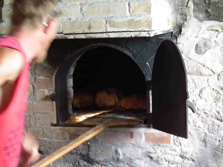 Time To Take The Bread Out Of The Oven