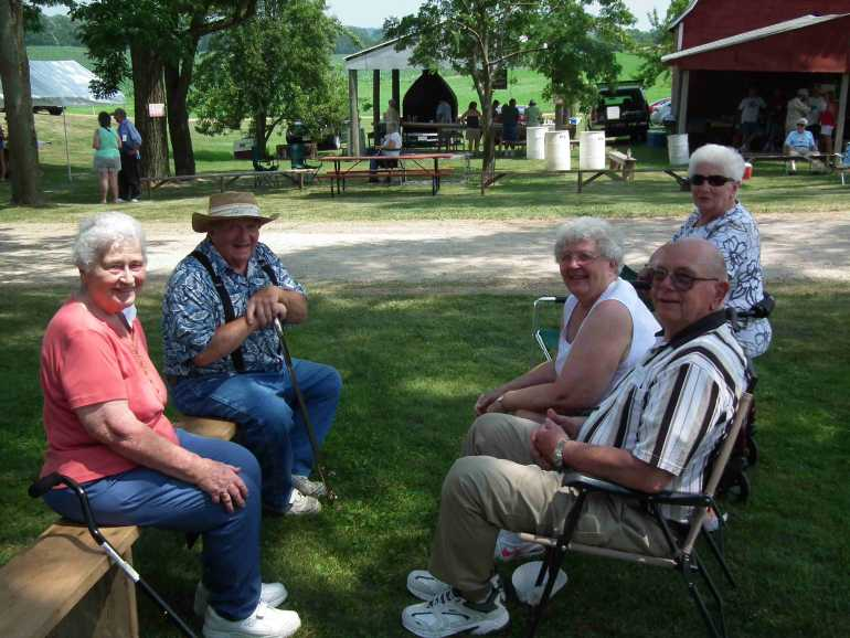 Marion, Kenneth, Delores, And Others