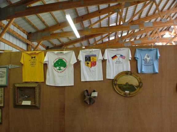 Family Tee Shirts - 1988 To 2008