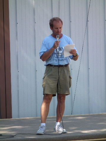 Our Master Of Ceremonies