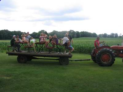 Fun With Tractors