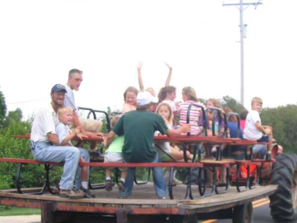 Wagon Load Of Fun