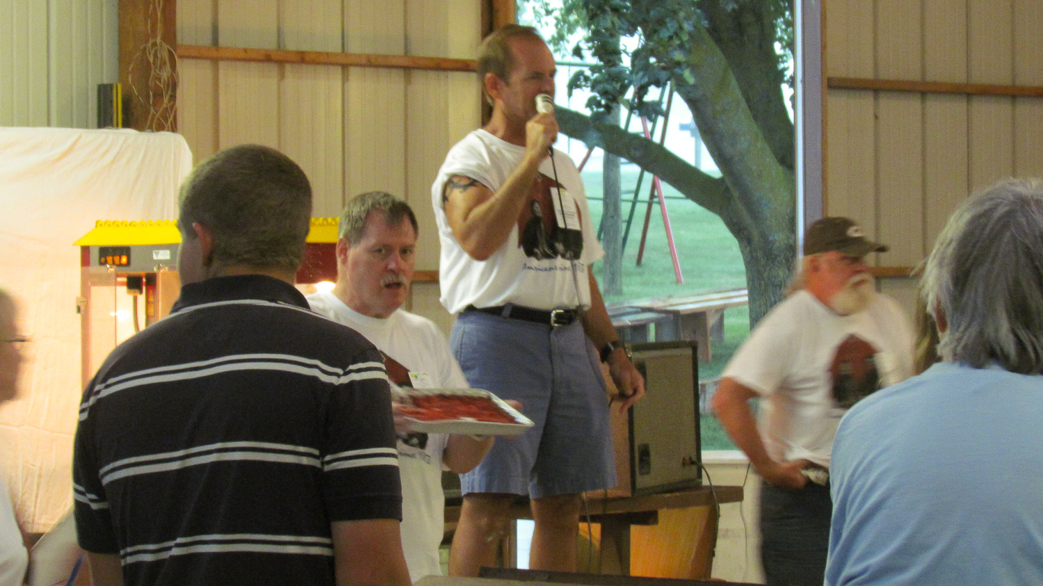 Russ - Our Auctioneer