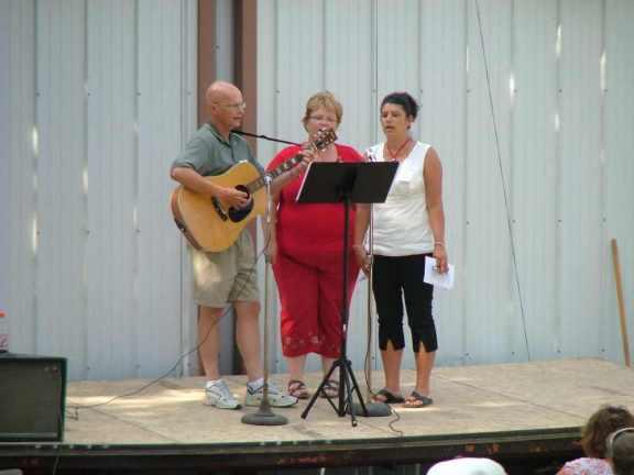 Talented Trio